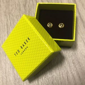 Ted Baker earrings studs